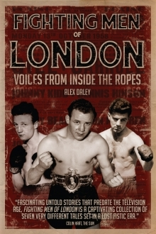 Fighting Men of London book cover