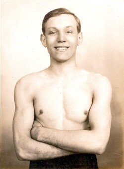 Legendary world flyweight champion Jimmy Wilde (Tylorstown)